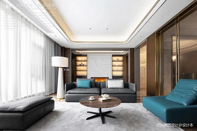 600平米别墅私宅,低奢生活演绎极致