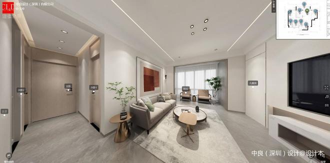 深圳龙岗中心城家居设计_162692