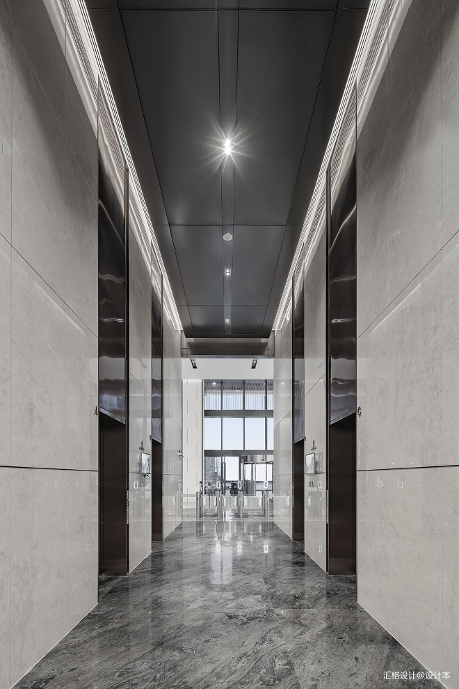 汇格设计丨合肥旭辉皖赣区域总部办公室