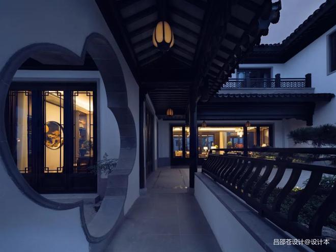 吕邵苍设计 | 东方院墅生活范式的再