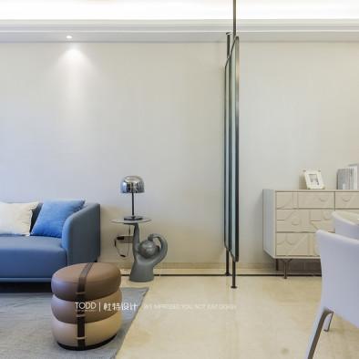 93㎡现代时尚风,营造家居品质感_1628912849_4508075