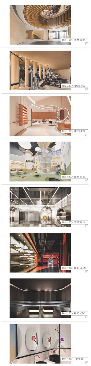 南筑设计 · 融创社区商业下的多业态