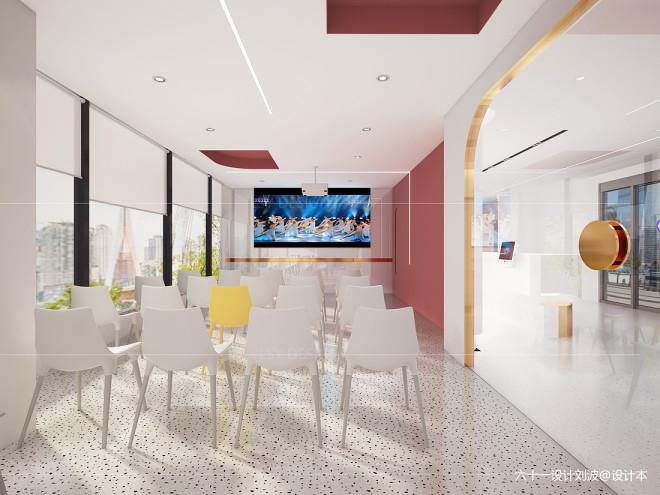 艺角兽(杭州)教育空间设计_1630