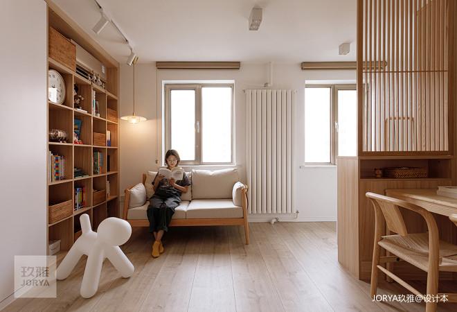 阳光满屋的日式2居,多窗户型也有超多