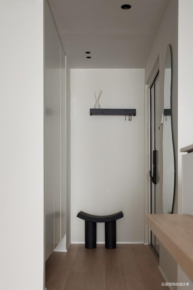 现代+日式,88㎡张弛有度的恬适之家