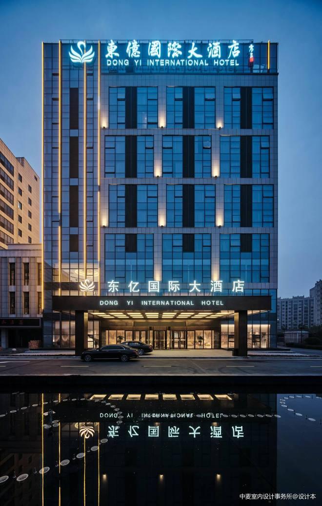 中麦设计马鑫——盐城东亿国际酒店_1