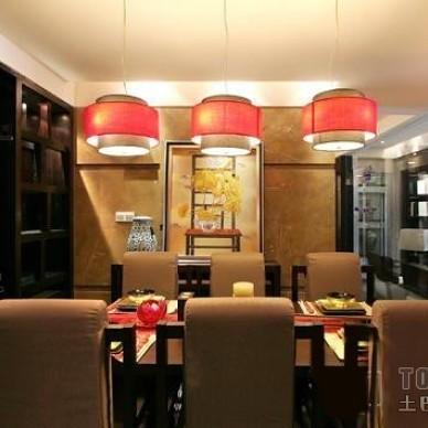 混搭风格餐厅4525