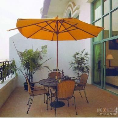 现代风格阳台装修效果图大全2012图片