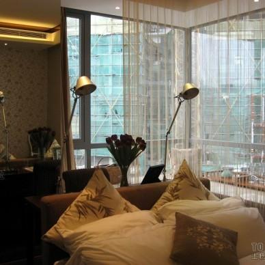中式现代卧室482