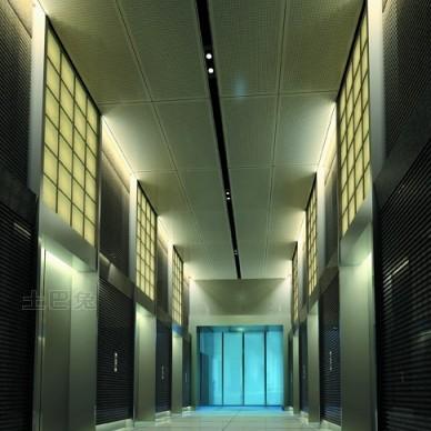 人保公司北京分公司办公楼-电梯间.jpg
