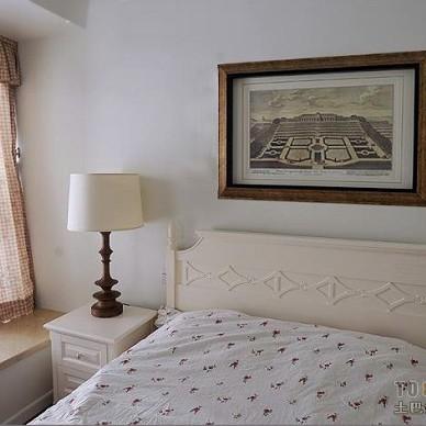 田园风格卧室113