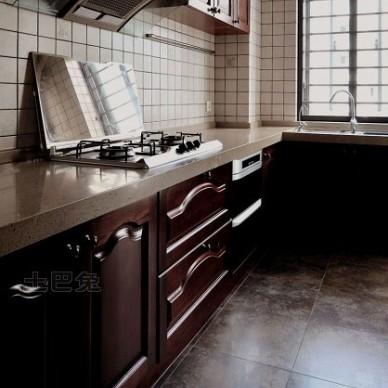 混搭风格厨房4202