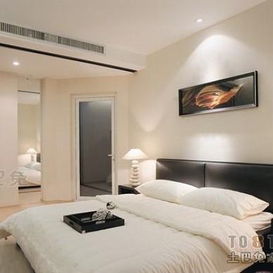 简约卧室装修效果图大全2012图片