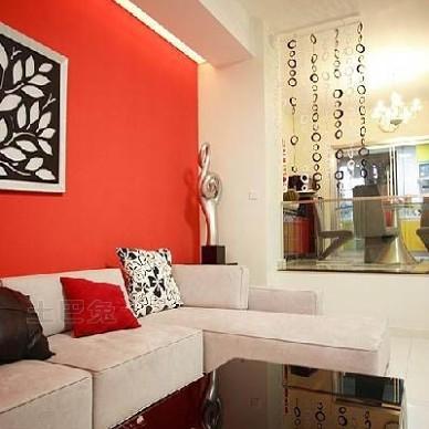 现代风格客厅1045
