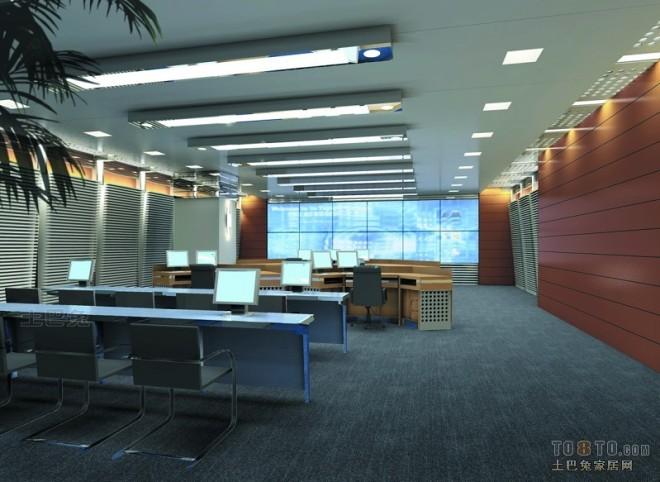 国家电力投资集团办公楼-调度室.jp