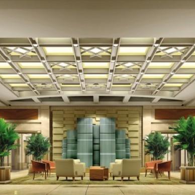 旅馆阳光室设计图