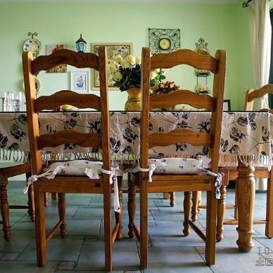 田园风格餐厅1651