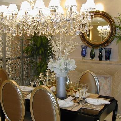 欧式现代餐厅763