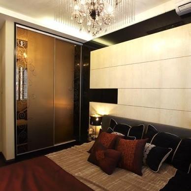 中式现代卧室315