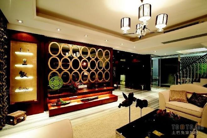 现代简约客厅装修效果图大全