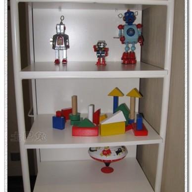 现代风格儿童房5408