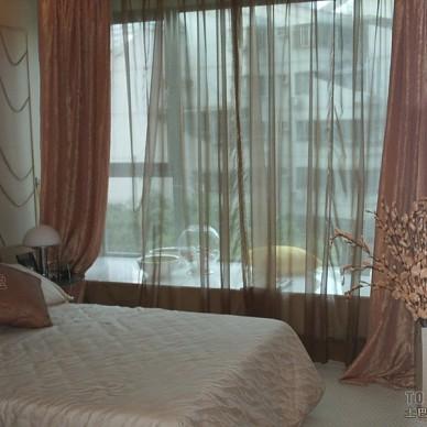 现代风格卧室5481