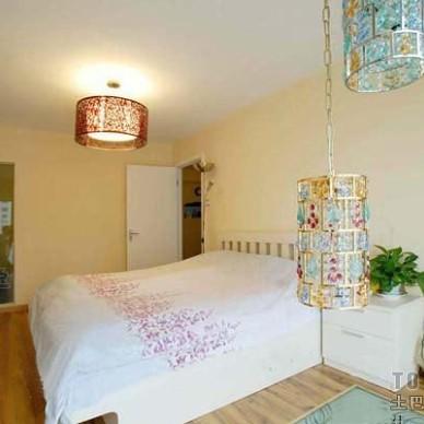 简约风格卧室装修效果图大全2012图片