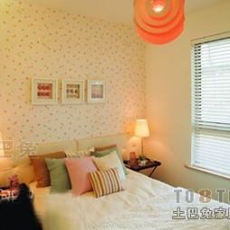 田园卧室装修效果图大全2012图片