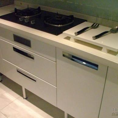 现代风格厨房5313