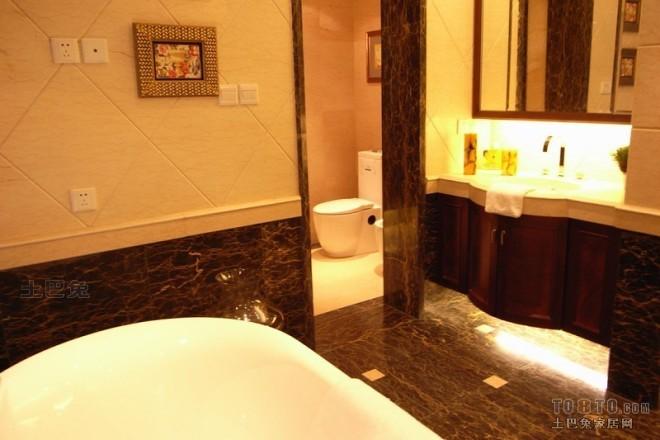 欧式现代卫浴1210