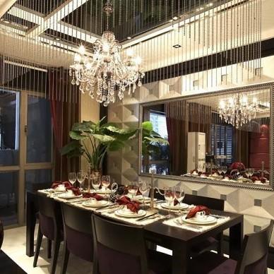 中式现代餐厅312