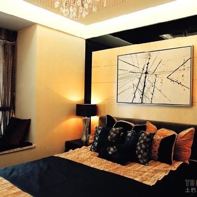 中式现代卧室314