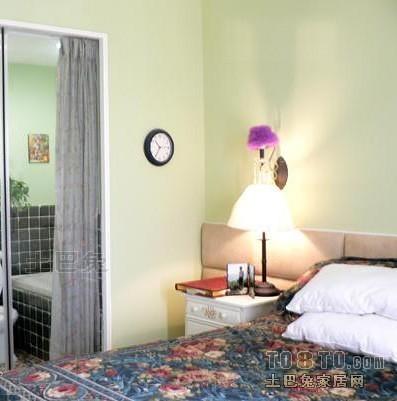 田园风格卧室705