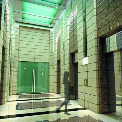 国家电力投资集团办公楼-15c电梯厅.jpg