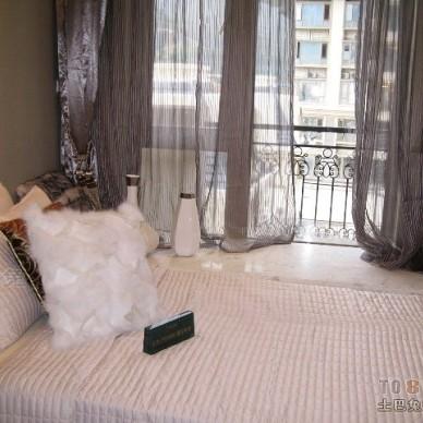 欧式现代卧室1329
