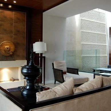 中式现代客厅2902