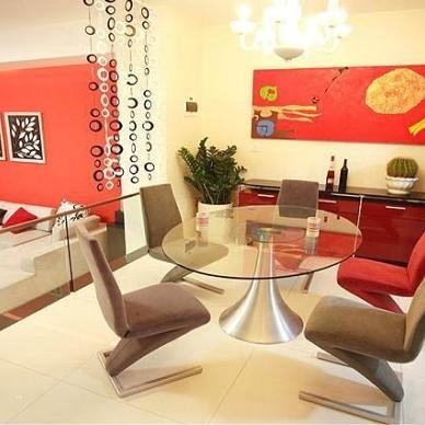 现代风格餐厅1046