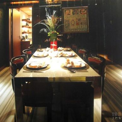 东南亚风格餐厅17065