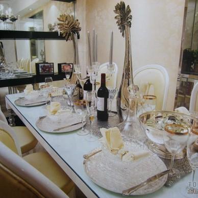 欧式现代餐厅17060