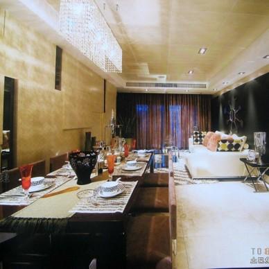 现代风格餐厅17122