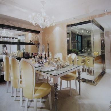 欧式现代餐厅17061