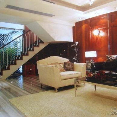 东南亚风格客厅17066