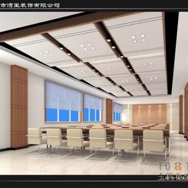 二层会议室一输出