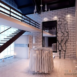 工业建筑室内设计图片