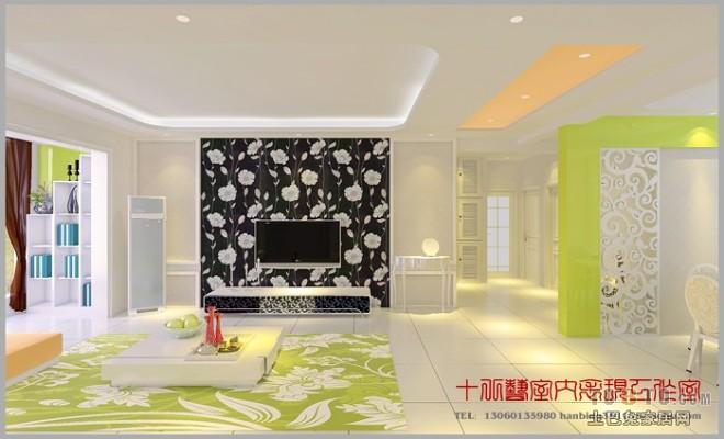 上海花园客厅1