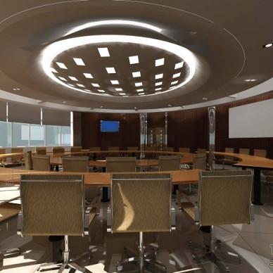 圆型会议室副本2