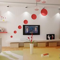 电视背景墙1