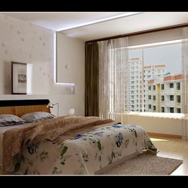 呼和浩特巨海城卧室