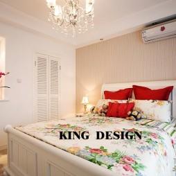 多多风Mix Style美式卧室衣柜卧室装修效果图
