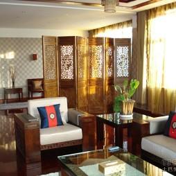 中式现代客厅86852